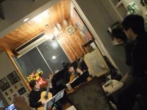 ギターデュオライブin鴻臚館