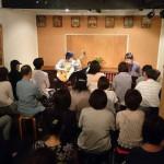 ギター-バンドネオンライブin中崎町ティナ-レンテ