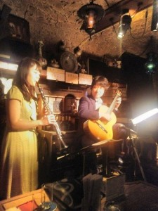 ギター&クラリネット 大阪グラナダ