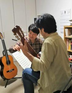池田市・箕面市・豊中市の米阪ギター教室