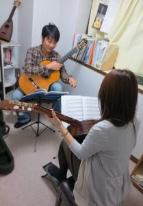 大阪池田市・箕面市・豊中市 米阪ギター教室