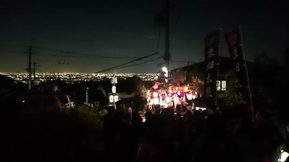 池田市・畑天満宮・例大祭