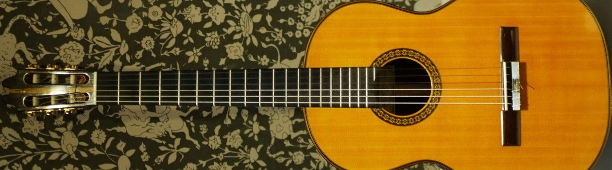 池田市石橋・箕面市・豊中市の米坂ギター教室のホームページ