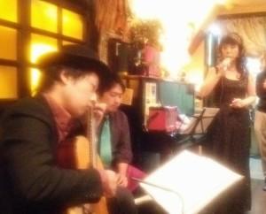 神戸三宮 ギター&バンドネオン