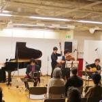 タンゴ五重奏団「キンテート・ティエラケリーダ」