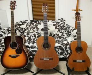 大阪北摂 池田市・箕面市・豊中市の米阪ギター教室