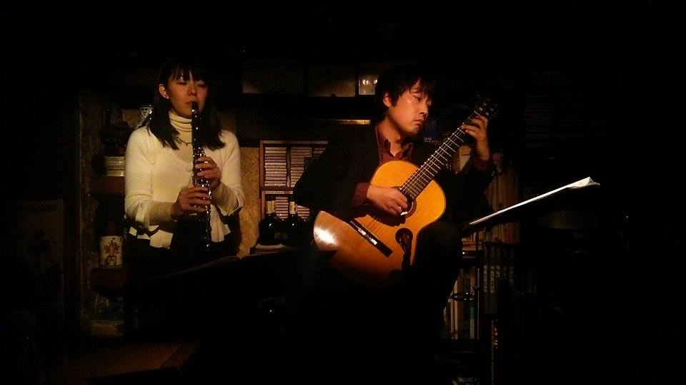 ギター&クラリネット