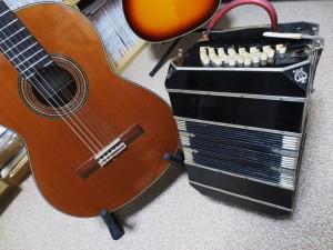 ギター&バンドネオン