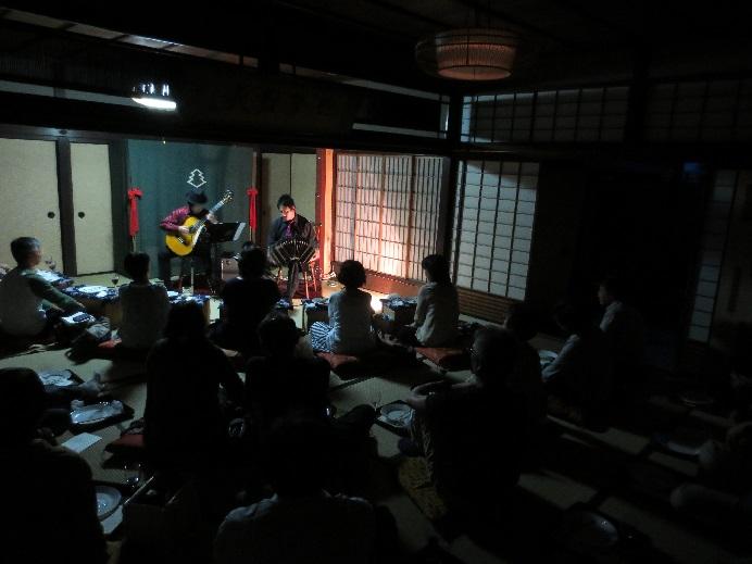 大阪 ギター出演依頼アルゼンチンタンゴ1