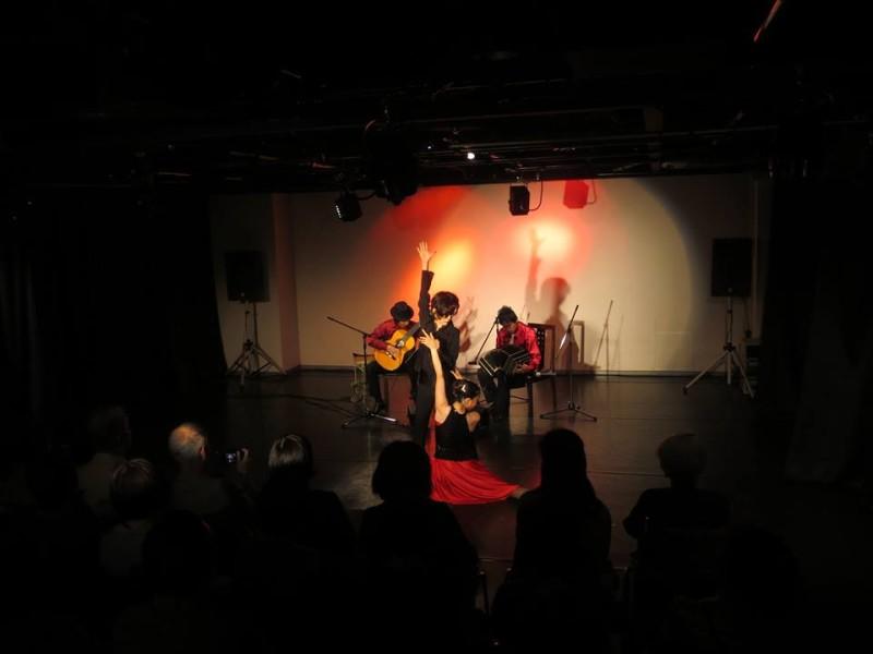 大阪綺羅星ホール 愛のタンゴ
