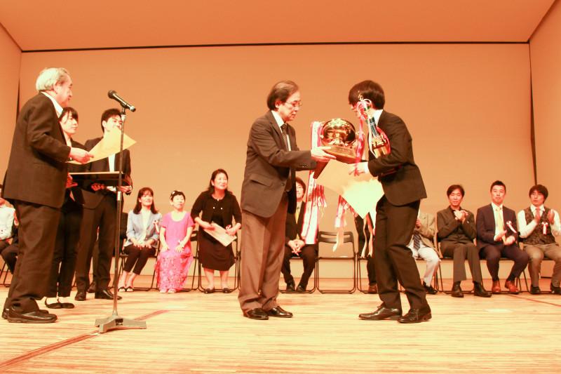 第41回ギター音楽大賞表彰式