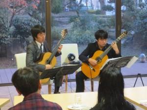 池田市コルネット ギターコンサート