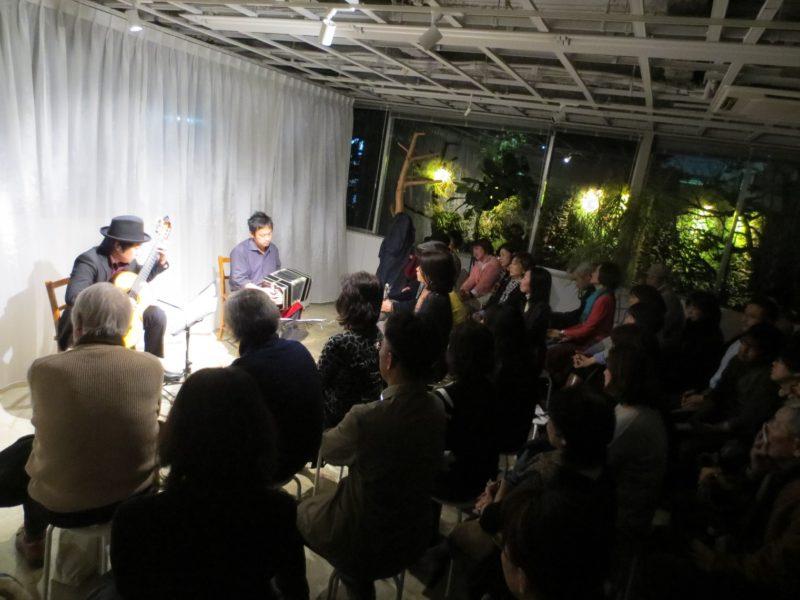 池田市GULIGULI ギター&バンドネオン