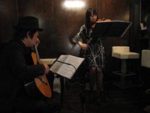 ギター バイオリン