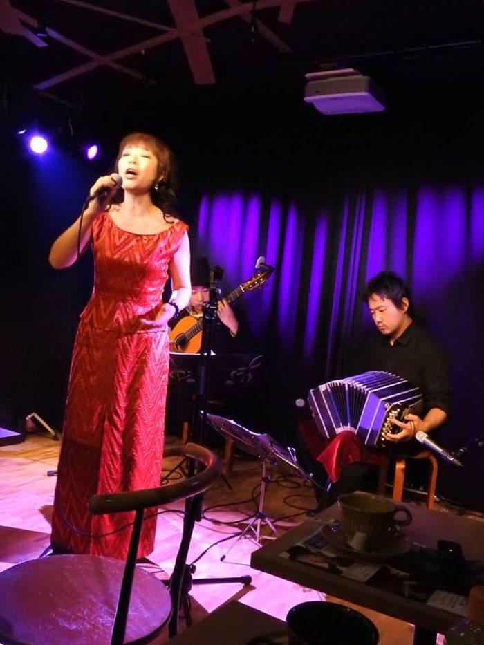 大阪天満 フラット・フラミンゴ バンドネオン&ギター・タンゴ