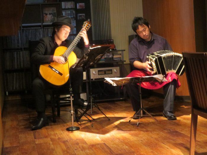 大阪関目 バンドネオン&ギター2