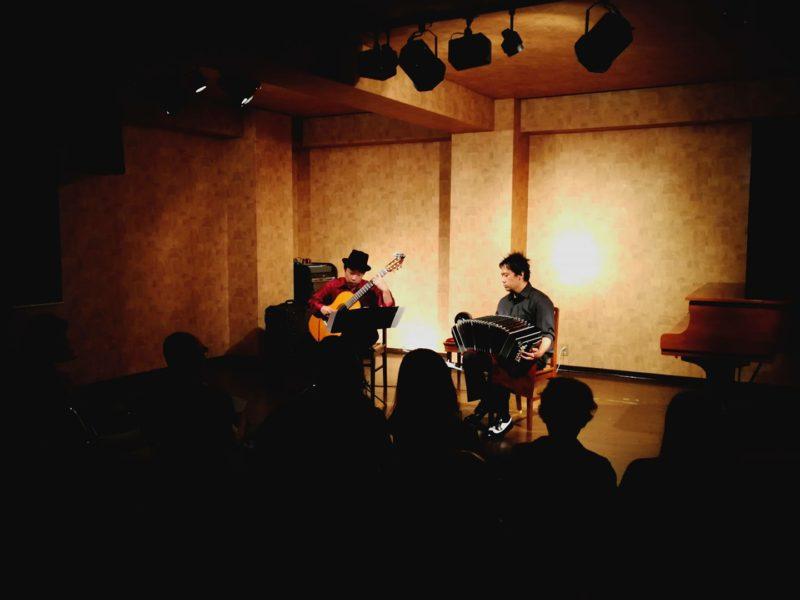 神戸三宮ロッコーマン ギター&バンドネオン