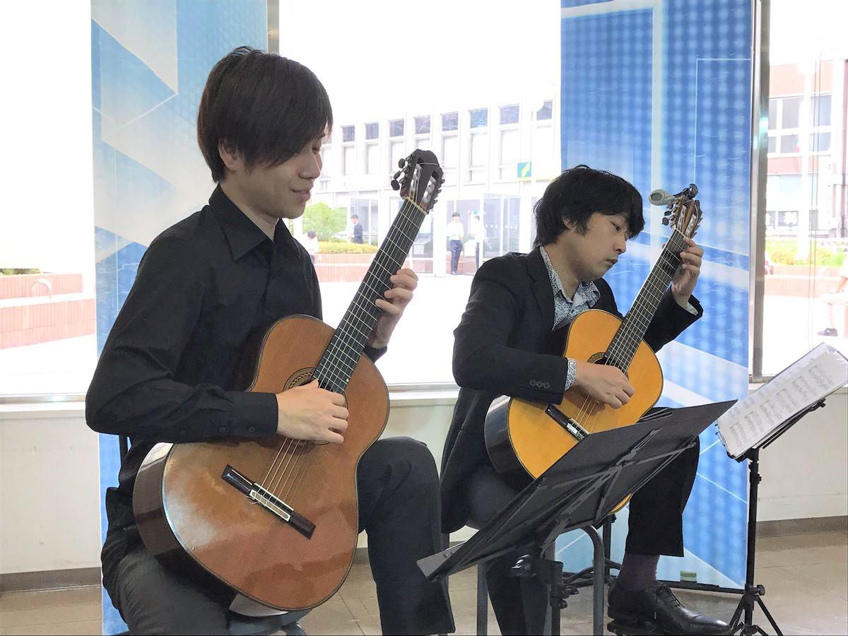 エキスタ集まれ 猪居謙 米阪隆広 ギター