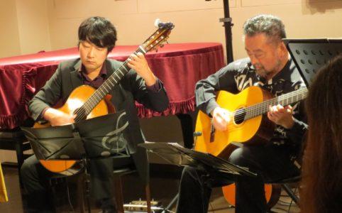 ギター/平倉信行、米阪隆広
