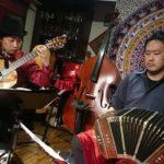 奈良県五條市 バンドネオン&ギター タンゴ・グレリオ
