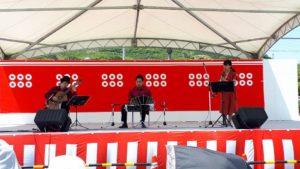 紀州九度山真田まつり2018 ゲスト演奏 タンゴ・グレリオ