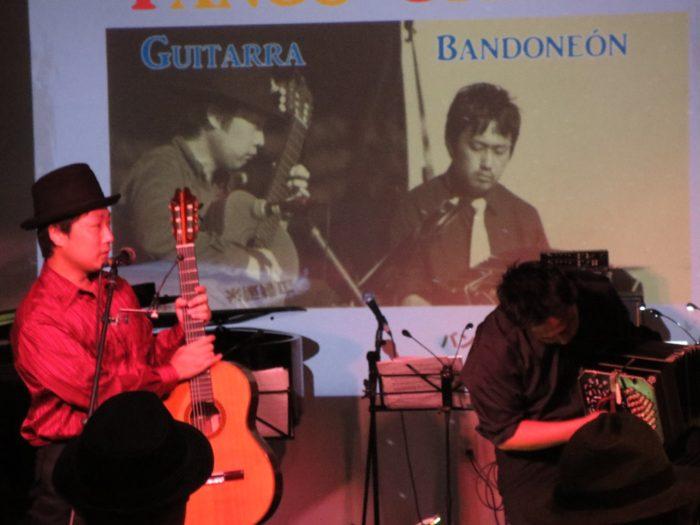 バンドネオン&ギター【タンゴ・グレリオ】