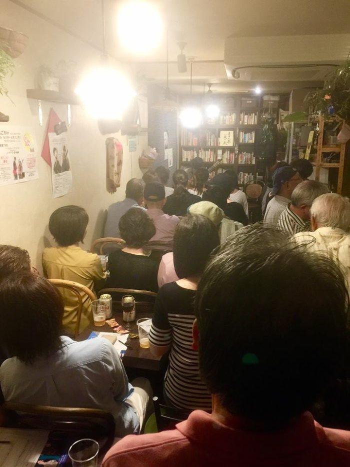 神戸市カフェあんご バンドネオン&ギター【タンゴ・グレリオ】