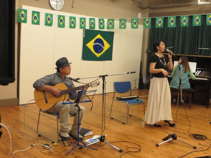 第32回神戸中南米音楽会 ビーショ・パパン