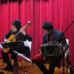 神戸市垂水区 バンドネオン×ギター タンゴ・グレリオ