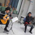 池田市 バンドネオン&ギター タンゴ・グレリオ
