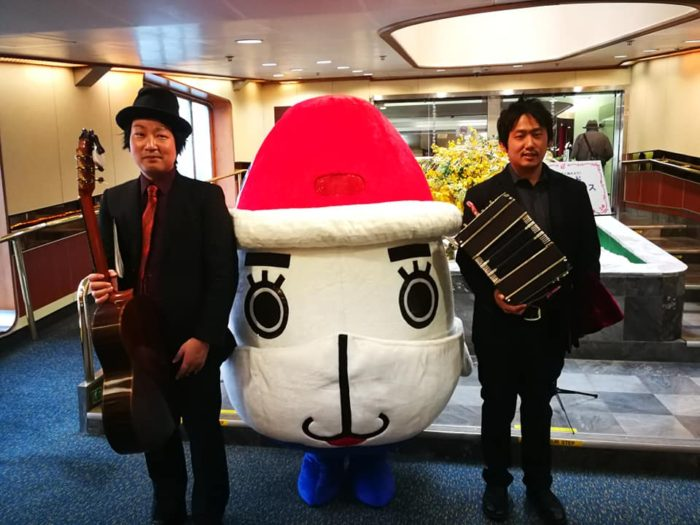 オーシャンドリーム バンドネオン×ギター【タンゴ・グレリオ】
