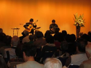 バンドネオン&ギター【タンゴ・グレリオ】 阪急エテルノ西宮