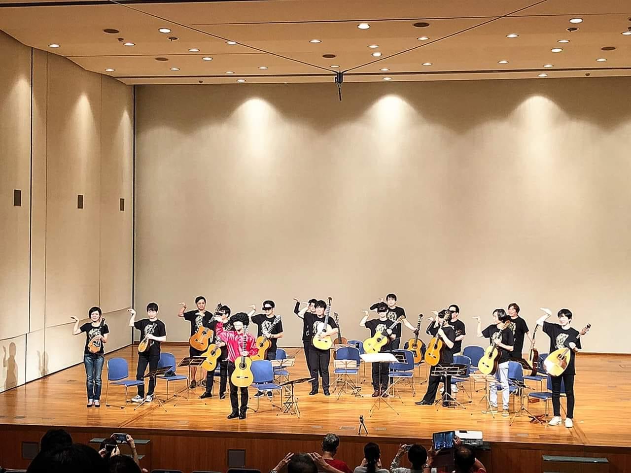 大阪アポヤン道ギターフェスティバル