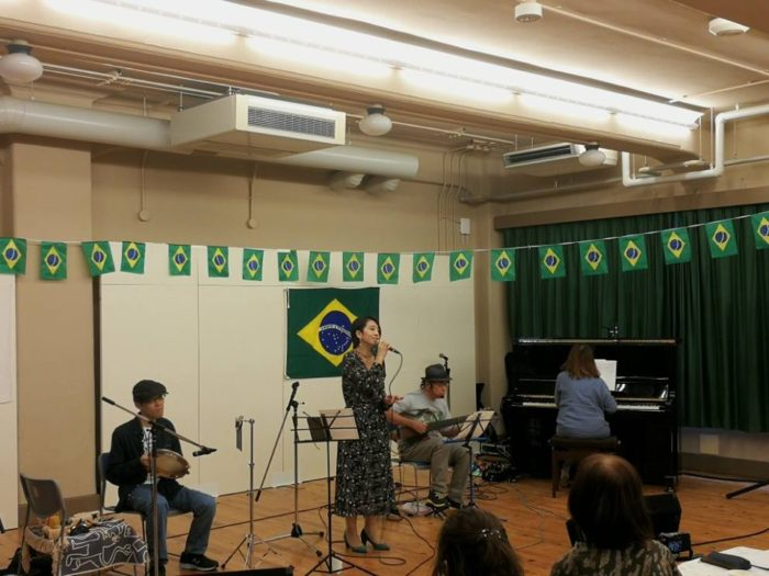 神戸 海外移住と文化の交流センター 中南米音楽会