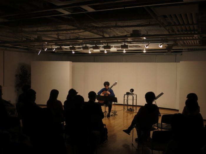 クラシックギター 井谷光明