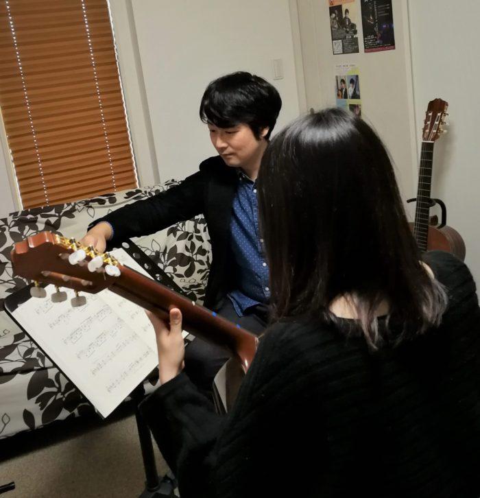米阪ギター教室