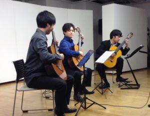 クラシックギター 井谷光明 猪居謙 米阪隆広