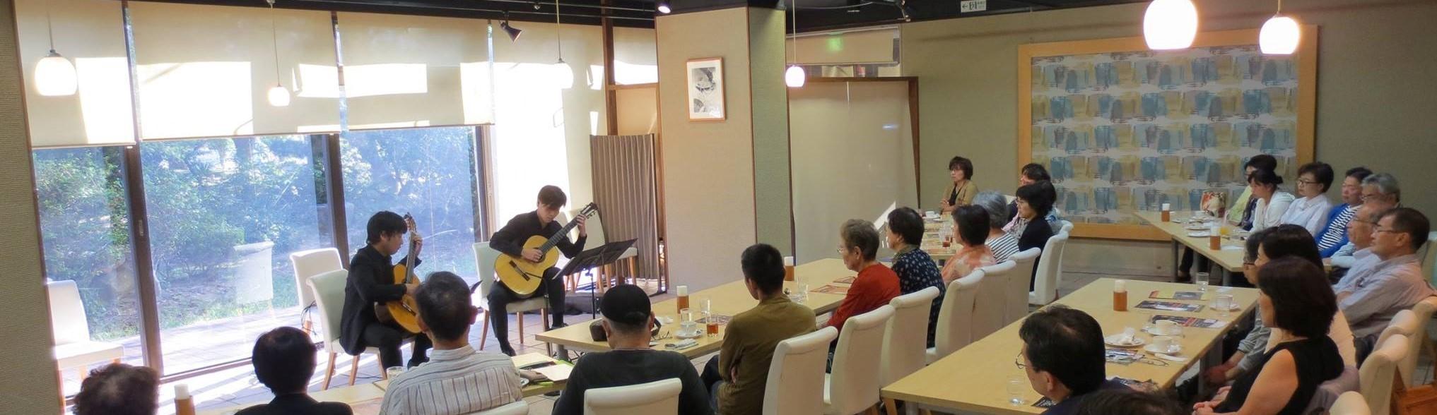 池田市・箕面市・豊中市 大阪北摂・米阪ギター教室