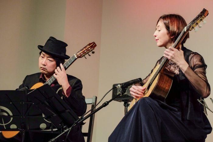 ミルタ・アルバレス タンゴ・ギター ギター・米阪隆広