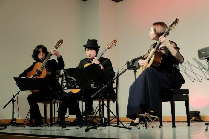 ミルタ・アルバレス タンゴ・ギター ギター・米阪隆広 ギタロン・福井浩気