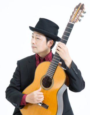 米阪隆広 クラシックギター