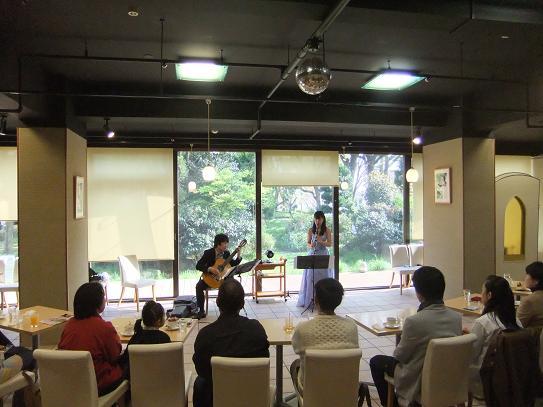 箕面市・川西市のギター教室・演奏会企画