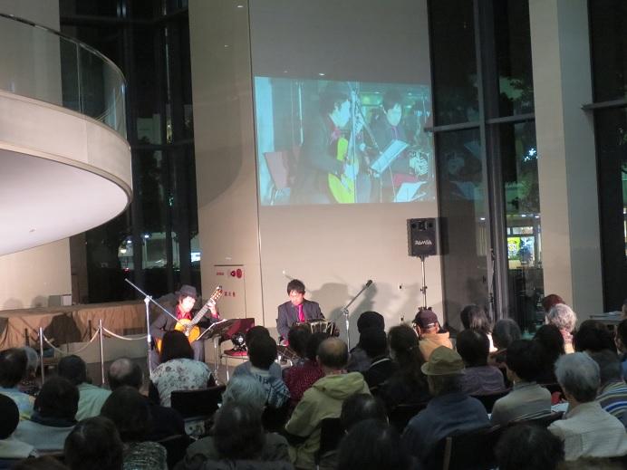 豊中市・池田市石橋のギター教室・演奏会企画