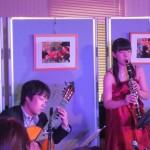 箕面 ギター&クラリネット