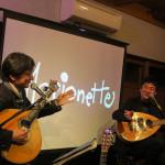 マリオネット~ポルトガルギター(湯淺隆)、マンドリン(吉田剛士)