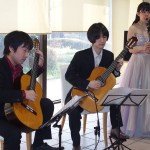 池田市民文化会館コルネット ギター&クラリネット・トリオ