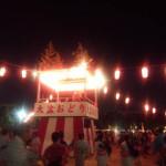 石橋まつり-盆踊り