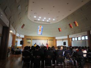 バンドネオン&ギター「タンゴ・グレリオ」&ロベルト・杉浦&上堂尚子(クラリネット)