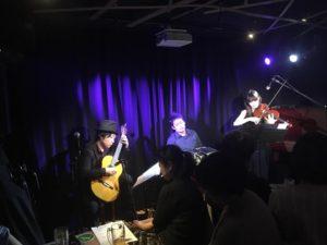 大阪天満フラットフラミンゴ バンドネオン×バイオリン×ギター