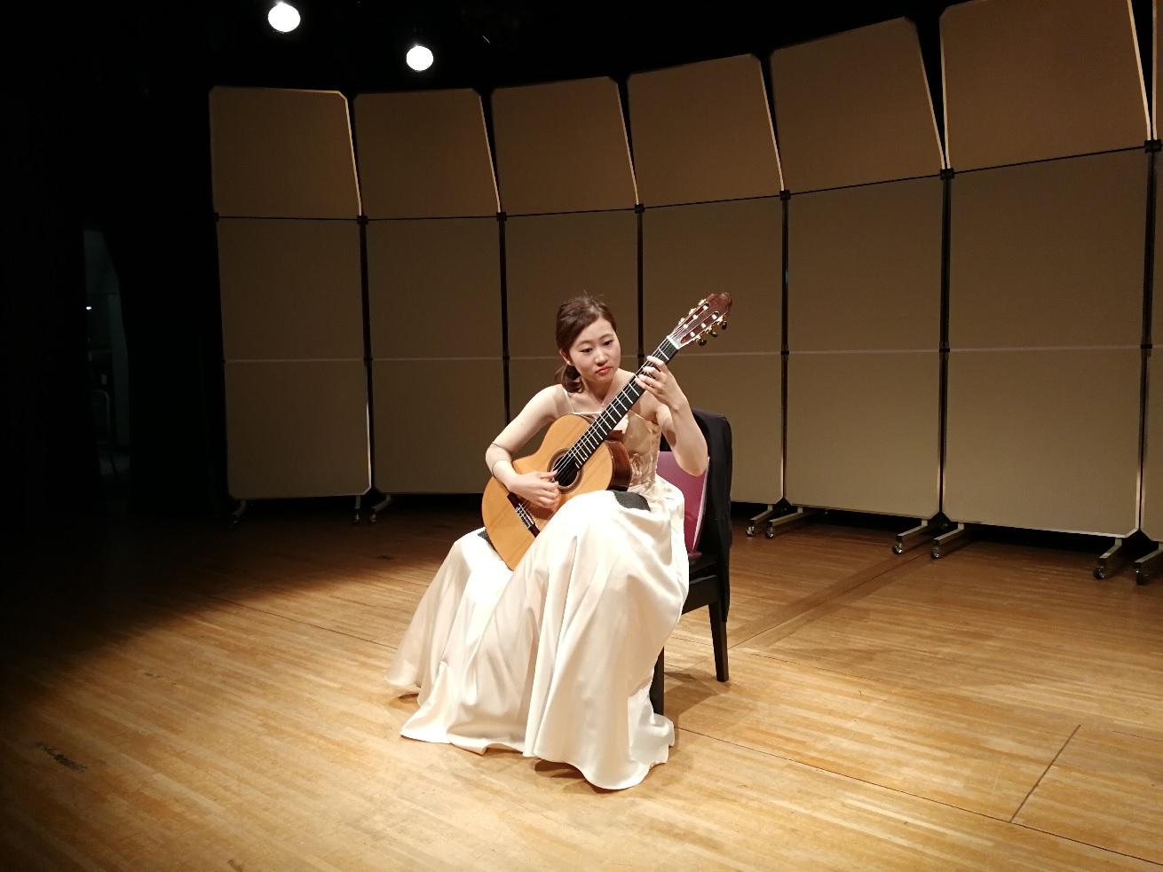 山口莉奈・第42回ギター音楽大賞優